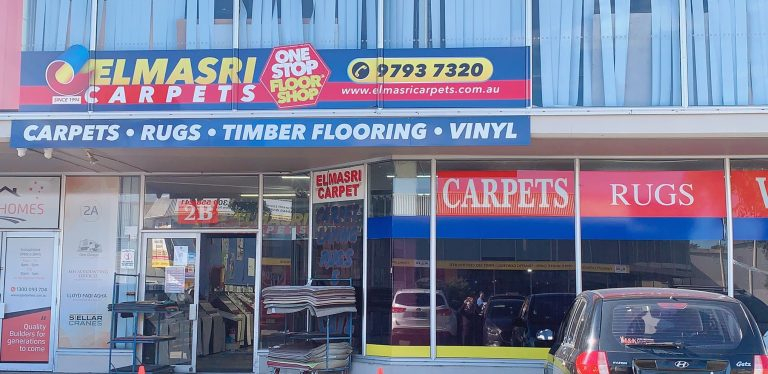 Elmasri Carpets